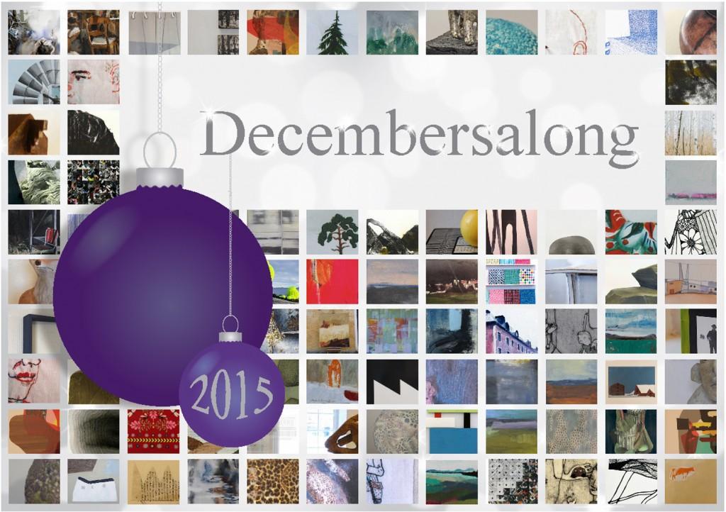 Vernissagekort Decembersalong 2015